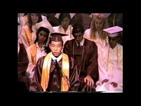 Whitney High School 1992 Graduation Ceremony