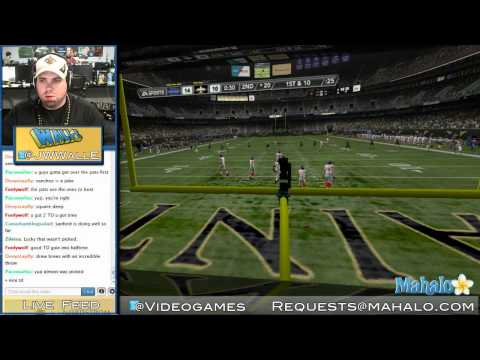 [HD / PS3] Madden NFL 12 Viewer Challenge: The WalLE vs Bksbullynyc pt 2