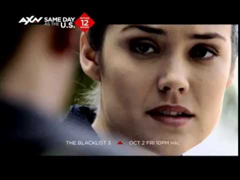 Download The Blacklist S3 on AXN