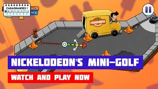 Nickelodeon's ULTIMATE Mini-Golf Universe [Casagrandes] · Game · Gameplay