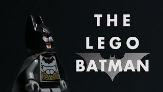 The Lego Batman Part 1: The Heist