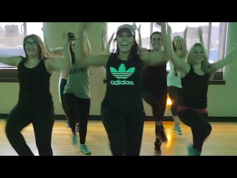 """Rockabye"" by Clean Bandit (ft. Sean Paul & Anne-Marie) Zumba Routine 