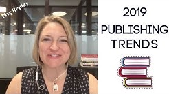 Self Publishing Trends to Watch for 2019