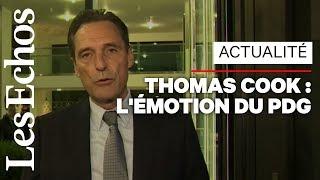 Le PDG de Thomas Cook fait le