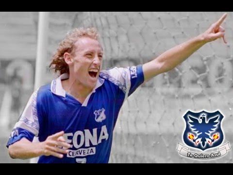 El Gol más recordado de Ricardo Lunari | Millonarios 2-0 Nacional 1996