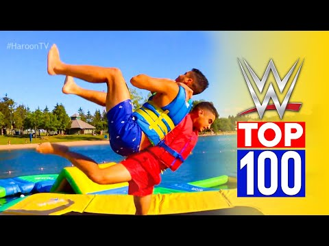 100 Greatest WWE Moves Of All Time - WWE Top 100