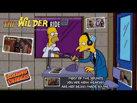 Mr. Burns Promotes - The Wilder Ride