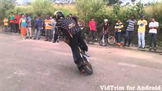 Motopiruetas Guacara Evento parte II
