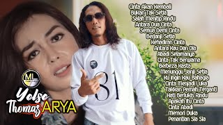 20 Top Hits Thomas ARYA & YELSE Full Album Terpopuler 2021 - Lagu Slow Rock Baper Enak Didengar
