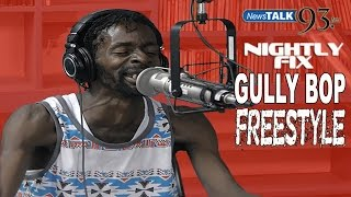 Gully Bop Freestyle on Nightly Fix