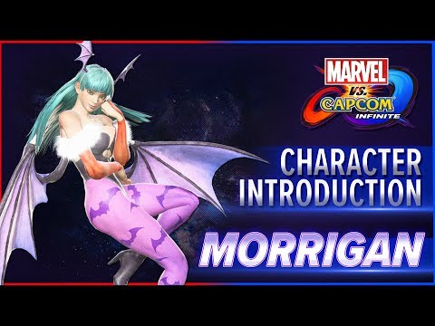 Marvel vs. Capcom: Infinite – Morrigan Tutorial