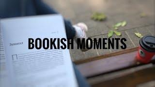 bookish moments #2 ll міні розпакування, затишні моменти
