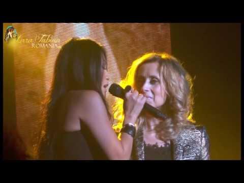 Lara Fabian & Anggun - J'y crois encore (Bruxelles - 17.12.2016)