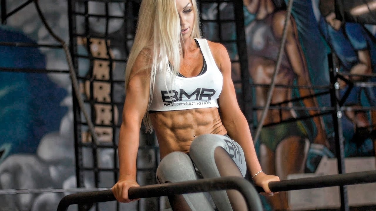 Female Fitness Motivation The Truth About Bikini Girls Youtube