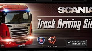 Como baixar Scania Truck Driving Simulator - Download, jogo caminhão, manobras, gráficos, estratégia