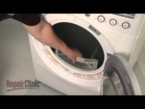 Lint Filter - LG Electric Dryer