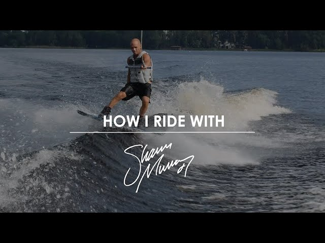How I Ride with Shaun Murray