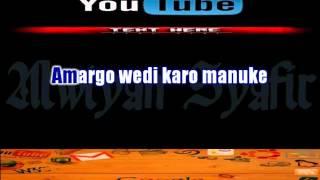 Karaoke Didi Kempot   Cucak Rowo