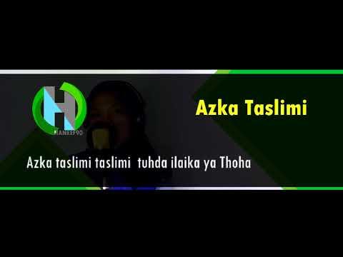 Karaoke Azka Taslimi | Haneef90