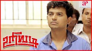 Uriyadi Movie Scenes | Title Credits | Vijay Kumar and friends intro | Suruli | Chandru