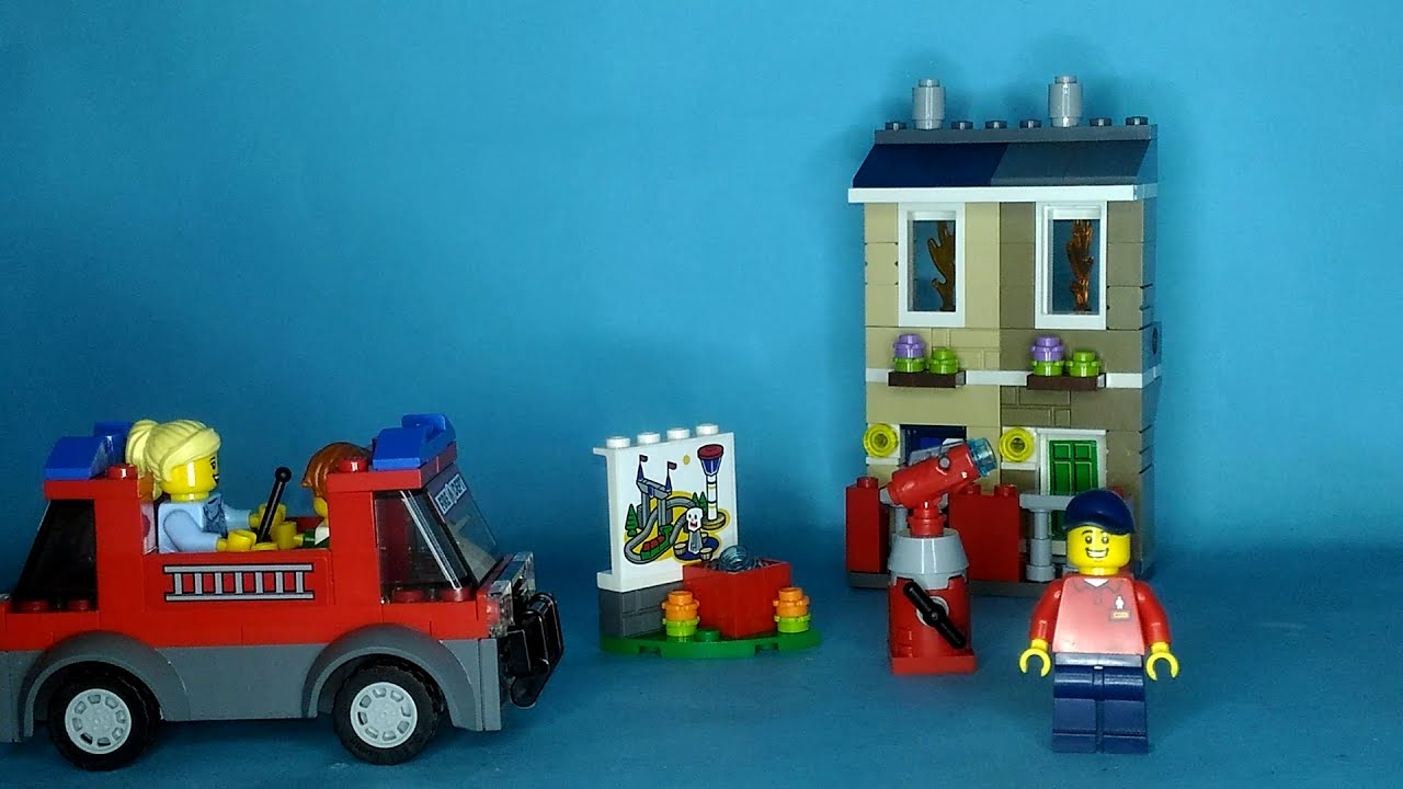 Legoland EXCLUSIVE set review - YouTube