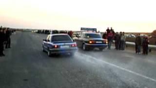 BMW 320 & GAZ 31105