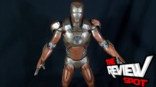 Toy Spot - NECA Avengers Iron Man Mark XXI Midas Armor