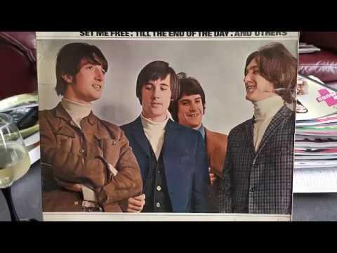 The Kinks 🇬🇧 - You Really Got Me - Vinyl Well Respected Kinks LP 🇬🇧 1966