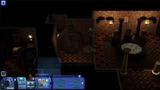 Прохождение гробниц в The Sims 3. Египет. Пылающие пески.