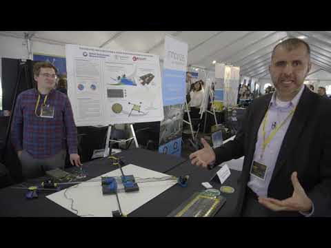 Stanford University, Acellent, and UTRC Demonstrate Stretching Sensor Network