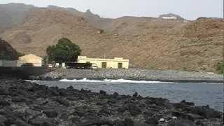 Playa de Tapahuga (La Gomera - Islas Canarias) Municipio S/S Gomera
