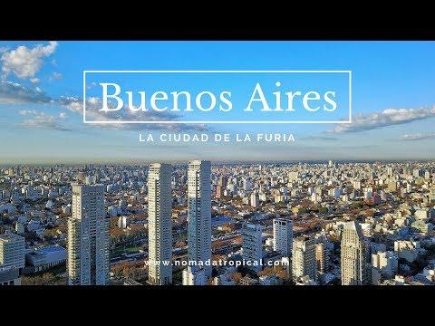 Conociendo Buenos Aires, La Ciudad de La Furia