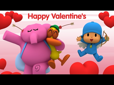 Generate Pocoyo - The Love Bundle | Valentine's Day Pictures