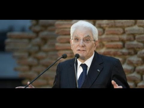 Neuwahlen:  Italiens Präsident Sergio Mattarella  löst Parlament auf