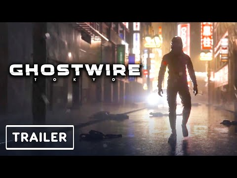 Ghostwire Tokyo – Gameplay Trailer | PS5 Reveal Event