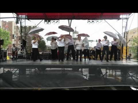 Pumpkin Fest 2014 Singing In Rain
