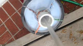 Homemade laminar flow jet