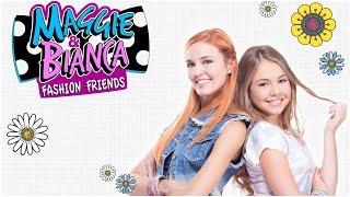 Мэгги и Бьянка в Академии Моды | Трейлер молодежный сериал о моде