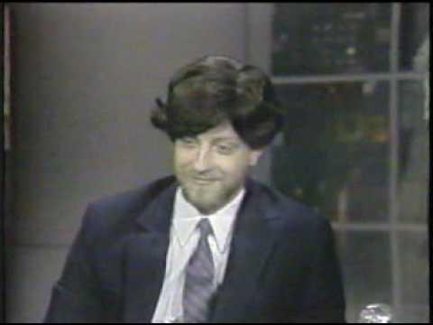 Classic Dave - Chris Elliot as Marv Albert, 2/6/86