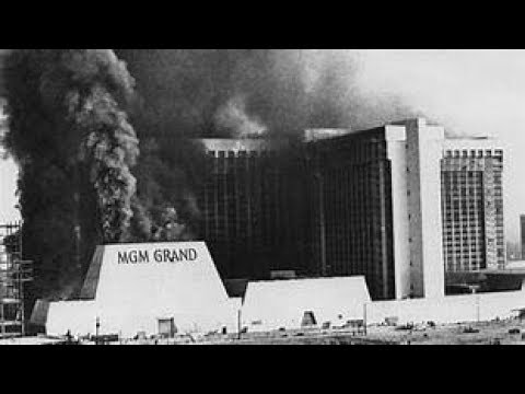 MGM Grand fire - 21-11-1980