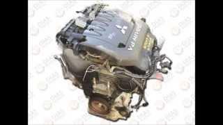 Контрактный бу двигатель 6B31 на Mitsubishi Outlander, 3.0л