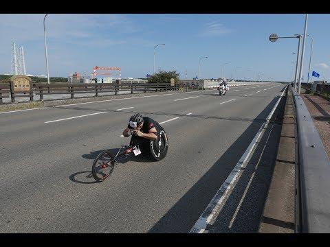 2018 The 38th Oita International Wheelchair Marathon 第38回 大分国際車いすマラソン