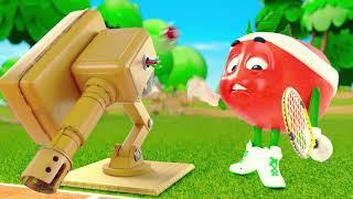 Tomato Doppi Doing Sports Teaser