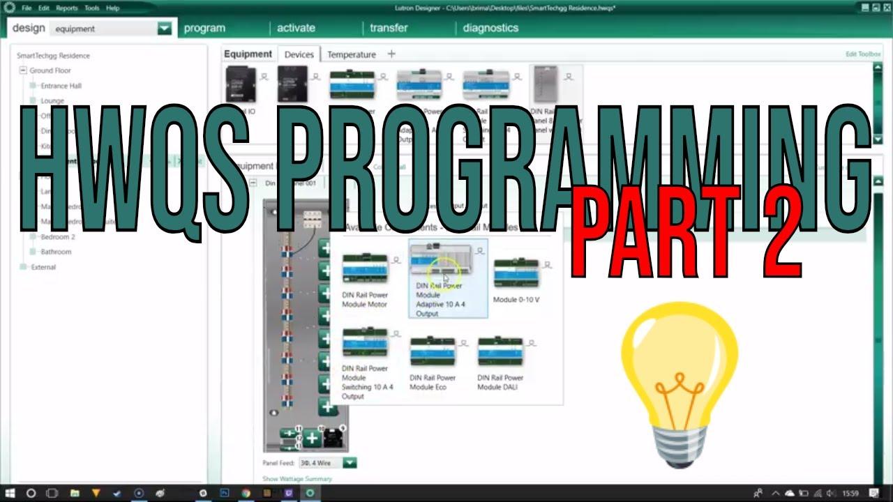 Homeworks QS Basic Programming Part 2 - YouTube