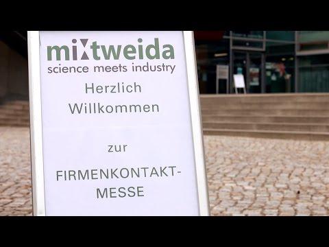 """Firmenkontaktmesse """"Science meets Industry"""" 2017"""