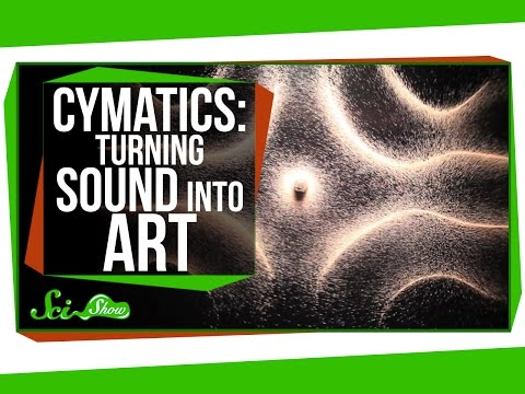 Cymatics: Turning Sound into Art