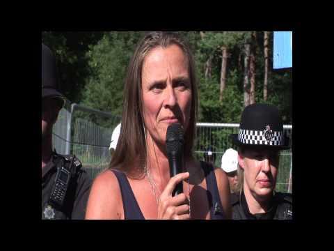 Fracking -  Women Speak for the Earth