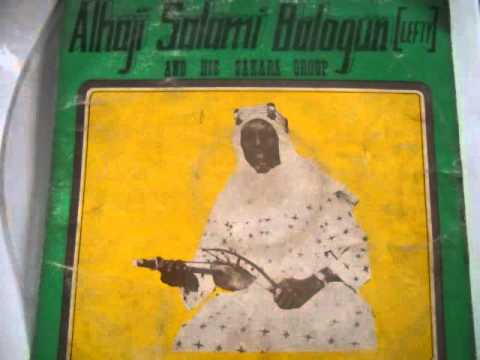 VOL.15 (1975) - Alhaji Salami Balogun(Lefty) and His Sakara Group