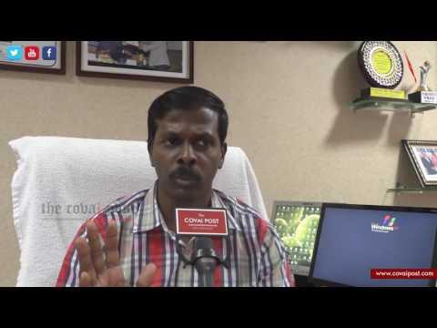 S.Sasikumar, Regional Passport Officer- Coimbatore
