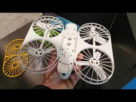 Drones ces 2017 las vegas en fr